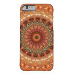 caseOrange Earth Mandala iPhone 6Casecase iPhone 6 Case