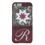 caseQuilt star marooncase iPhone 6 Case