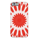 caseRed and White Floral Patterncase iPhone 6 Case