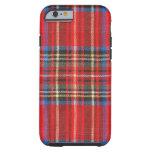 caseRed Plaid Printcase iPhone 6 Case