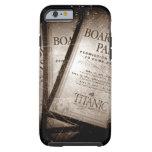 caseRMS Titanic Boarding Passescase iPhone 6 Case