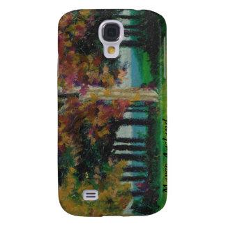 """""""Casero"""" por Margo Aasland Funda Para Samsung Galaxy S4"""