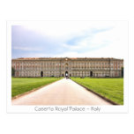 Caserta Royal Palace Post Card