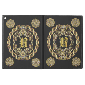 Cases All iPad Monogram R pick your back color
