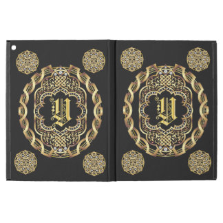 Cases All iPad Monogram Y pick your back color iPad Pro Case