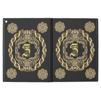 Cases All iPad Monogram Z pick your back color