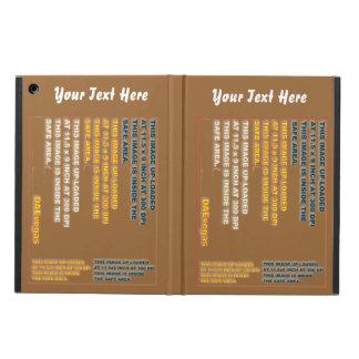 Cases iPad Air, Mini, and 2/3/4, Customize