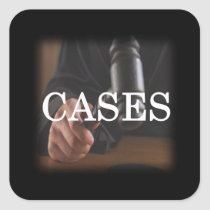 CASES Stickers