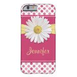 caseShasta Daisy Pink Polka Dotcase iPhone 6 Case