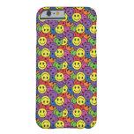 caseSmiley Faces Retro Hippy Patterncase iPhone 6 Case