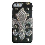 caseStudded fleur de liscasecase iPhone 6 Case