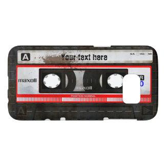 Casete audio compacto retro el | DJ del Grunge Funda Samsung Galaxy S7