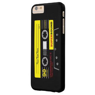Casete audio MixTape Funda Para iPhone 6 Plus Barely There