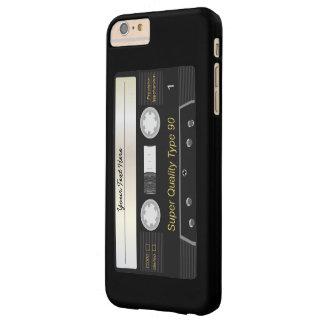 Casete audio retro MixTape Funda Para iPhone 6 Plus Barely There