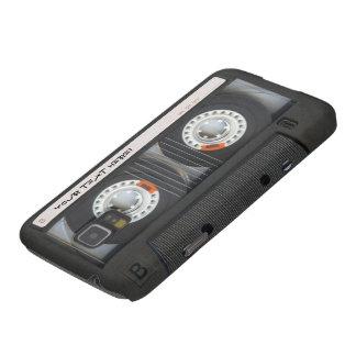 Casete de encargo Mixtape Funda Para Galaxy S5