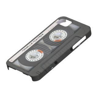 Casete de encargo Mixtape iPhone 5 Carcasas