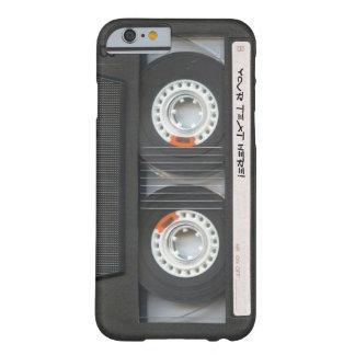 Casete de encargo Mixtape Funda De iPhone 6 Barely There