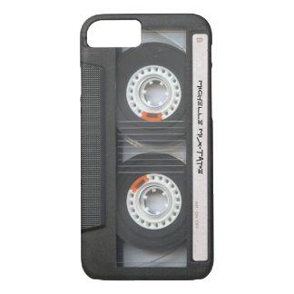 Casete de encargo Mixtape Funda iPhone 7