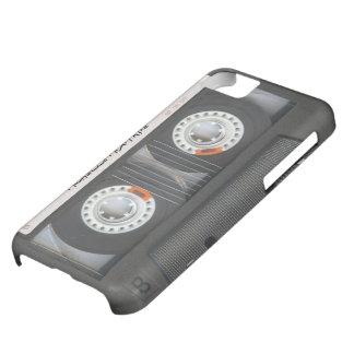 Casete de encargo Mixtape Funda Para iPhone 5C