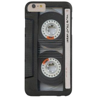 Casete de encargo Mixtape Funda Para iPhone 6 Plus Barely There