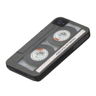 Casete de encargo Mixtape iPhone 4 Protector