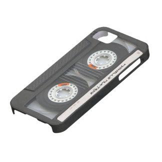 Casete de encargo Mixtape iPhone 5 Carcasa