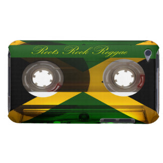 Casete de la bandera de Jamaica iPod Touch Cobertura
