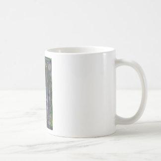 casete del barro del vintage por el sludgeart taza de café