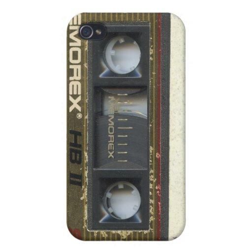 Casete iPhone 4 Cobertura