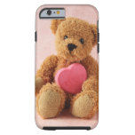 caseteddy bear I luv u iphone tough casecase iPhone 6 Case