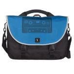 Casette (Blue) Commuter Bags