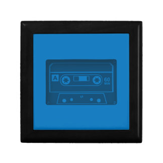 Casette Blue Gift Boxes