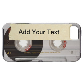 Casette Tape iPhone 5 Covers