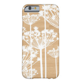 caseWood background flowers girly floral patternca iPhone 6 Case