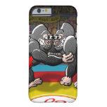 caseWrestling Gorillascase iPhone 6 Case