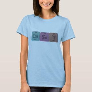 Casey as Carbon Selenium Yttrium T-Shirt