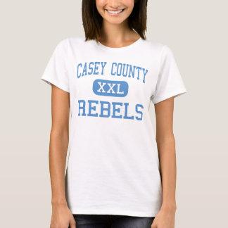 Casey County - Rebels - High - Liberty Kentucky T-Shirt