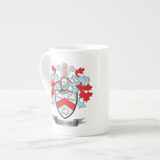 Casey Crest Tea Cup