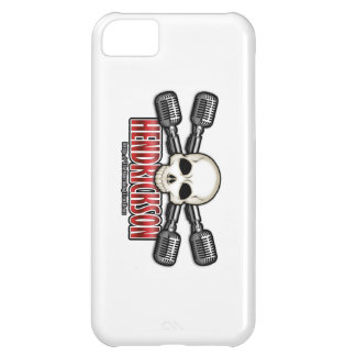 Casey Hendrickson Logo On Cell Phone Cases