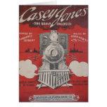 Casey Jones Card