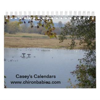 Casey's Calendars - Skamania, Washington