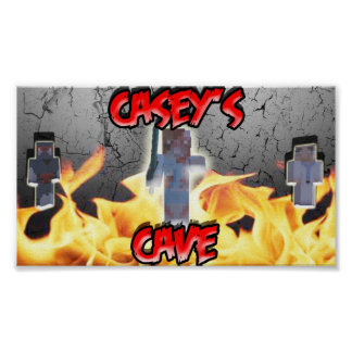 Casey's Cave Poster