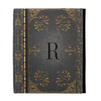 Casgraine Turcotte Old Book Style iPad Folio Covers