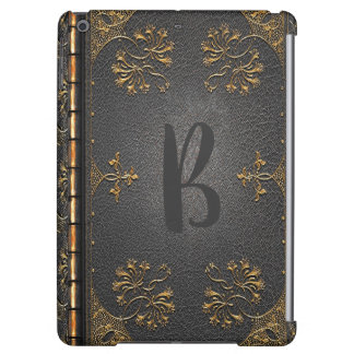 Casgraine  Turcotte  Old Book Style II Cover For iPad Air
