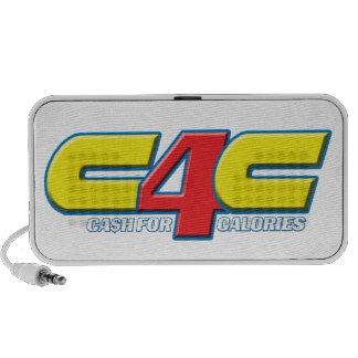 Cash4Calories iPhone Speakers