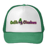 Cash 4 Clunkers Green Bay Packer hat