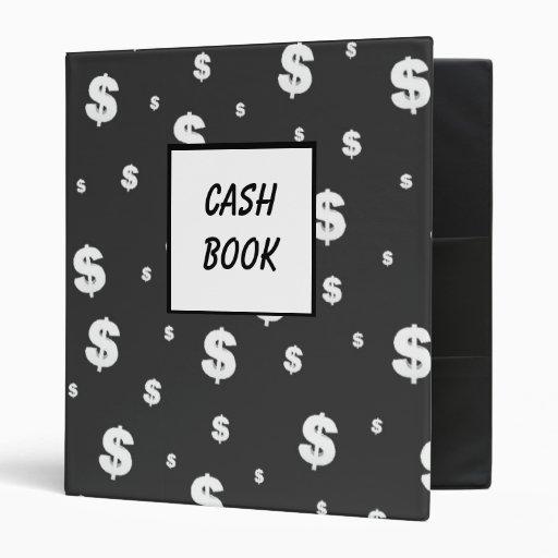 Cash Back Binder