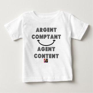 Cash Content Agent Baby T-Shirt