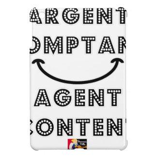 Cash Content Agent iPad Mini Cases