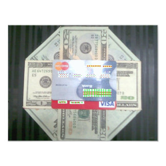 Cash & Credit Card